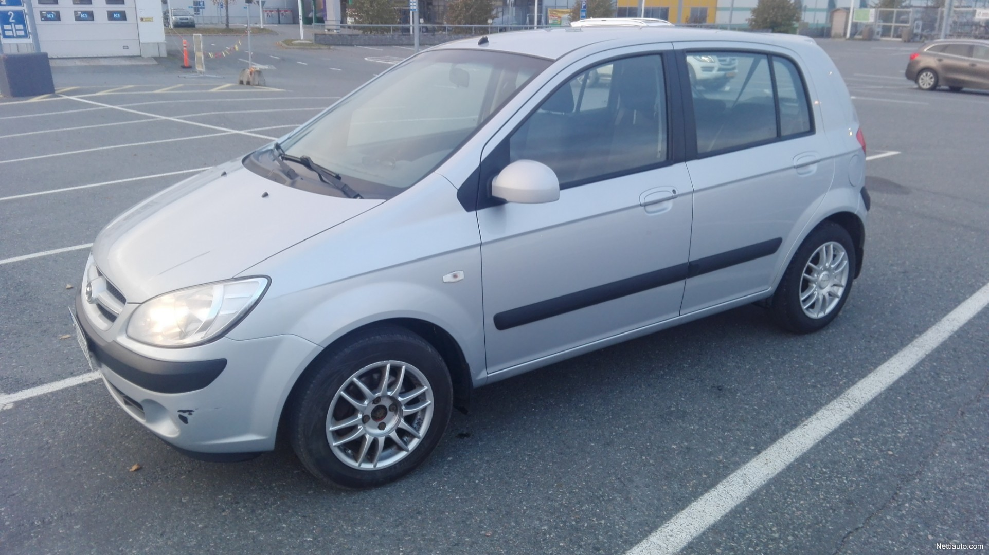 Previous; Next. Hyundai Getz 1,5 CRDi ...