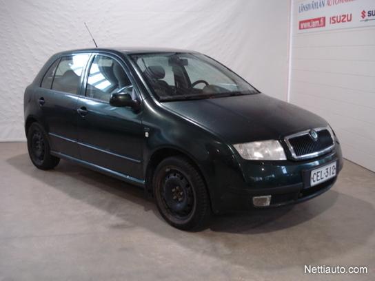 Skoda Fabia 14 4d Hatchback Comfort Hatchback 2000 Used Vehicle