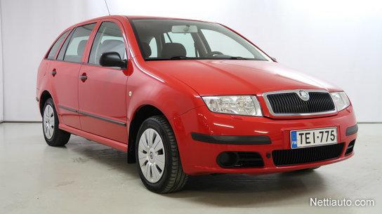 skoda fabia 1.4 16v ambiente combi station wagon 2005 - used vehicle