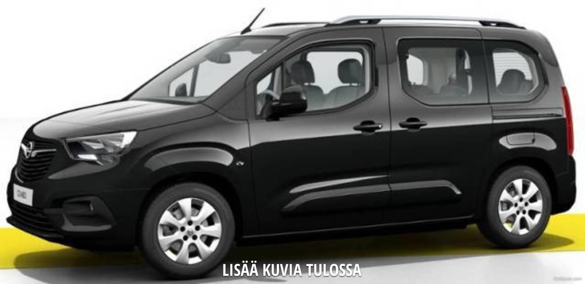 Opel Combo Life Xl Enjoy 1 2 Turbo Ecotec Start Stop 81 Kw Mt6