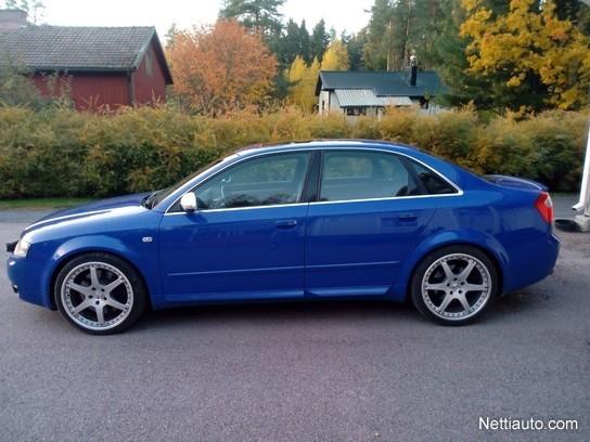 Audi S V D Quattro S Sedan Used Vehicle Nettiauto - Audi s4 horsepower