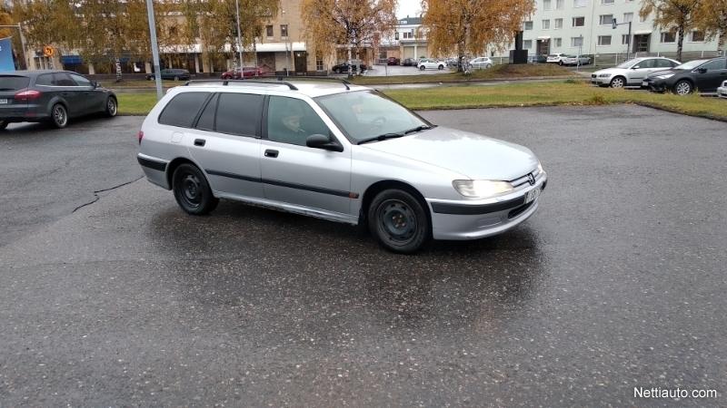 Peugeot 406 Farmari 1999 - Vaihtoauto - Nettiauto
