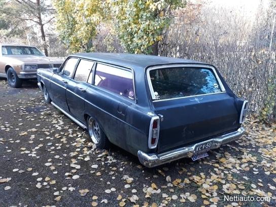Ford Fairlane Station Wagon 1966 - Used vehicle - Nettiauto