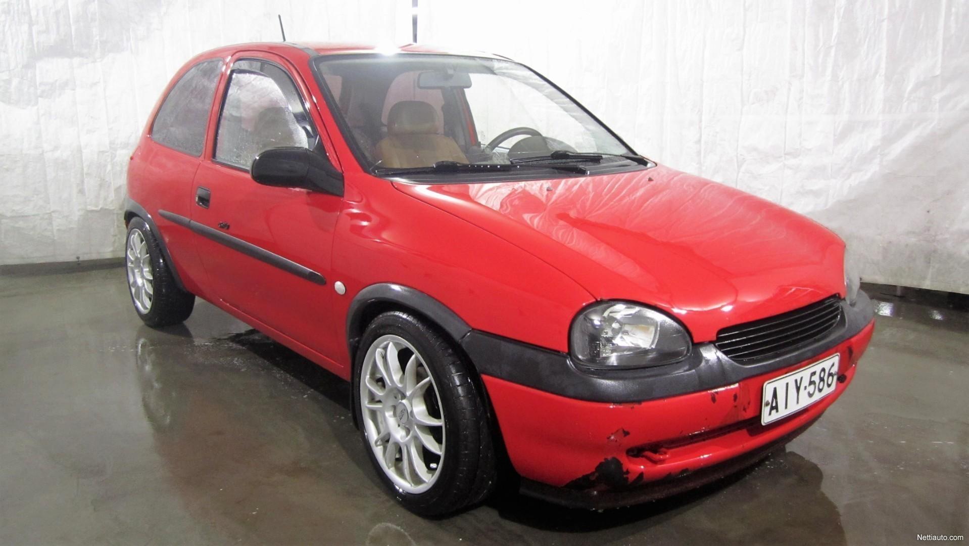 Enlarge image. Opel Corsa