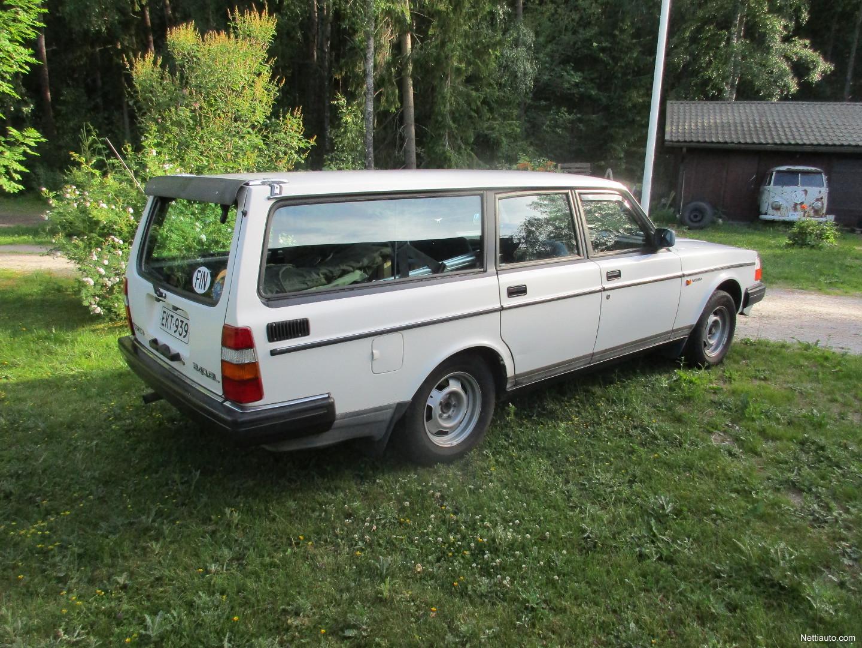 Volvo 240 GLi 2.0 4d Porrasperä 1988 - Vaihtoauto - Nettiauto