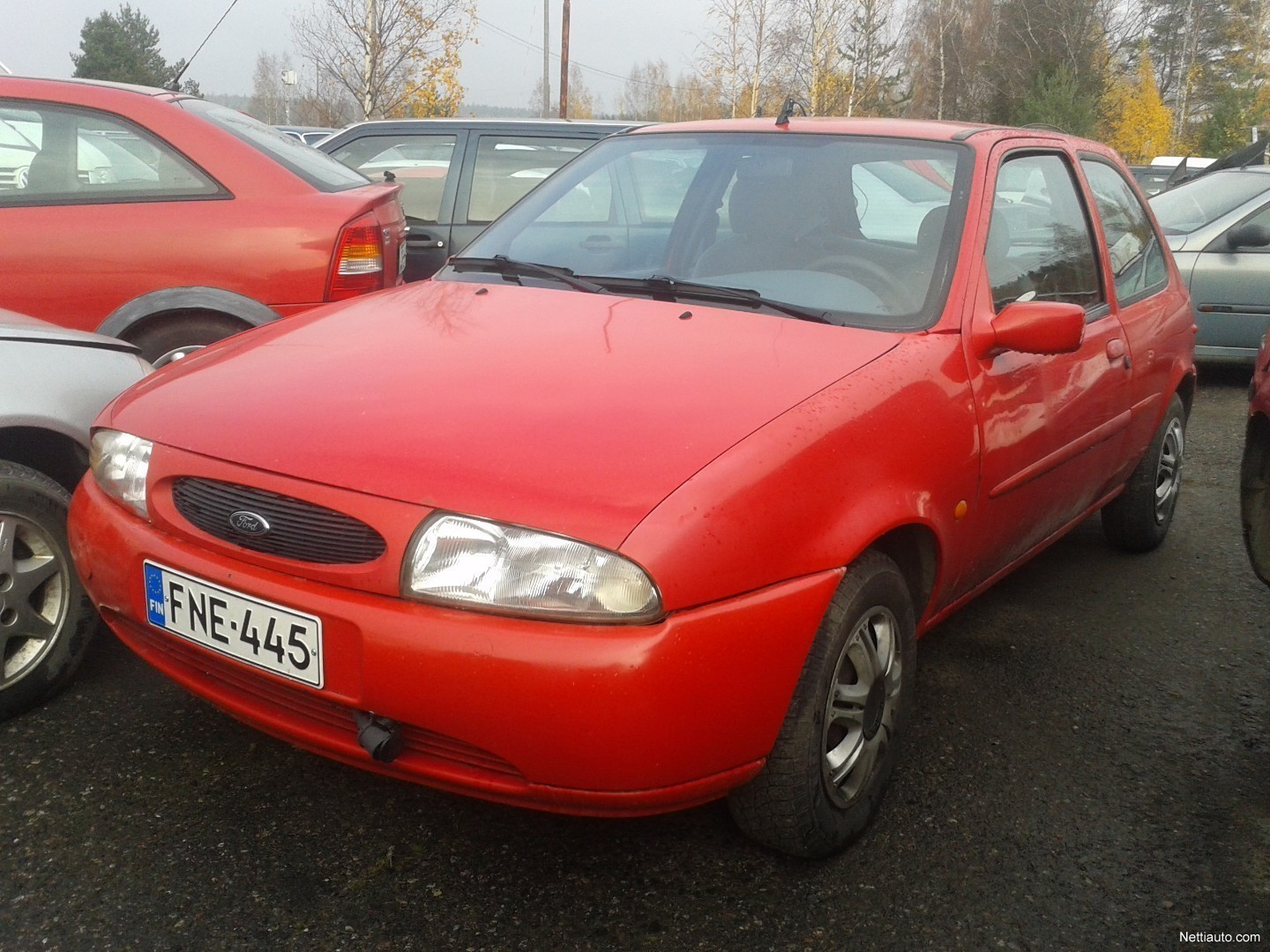 Ford Fiesta 12i 3d Automaatti Hatchback 1997 Used Vehicle Nettiauto 2015 Tow Bars Enlarge Image