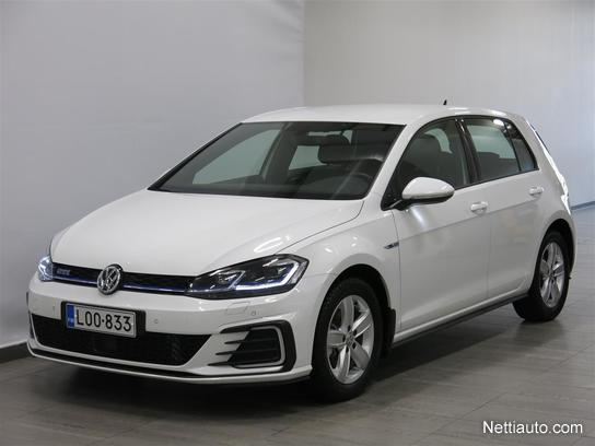 volkswagen golf gte plug-in hybrid 150kw dsg hatchback 2018 - used
