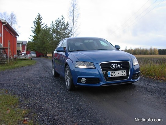 Audi A TDI Ambiente Sportback Hatchback Used Vehicle - A3 audi