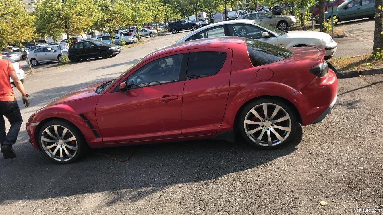 Enlarge Image. Mazda RX 8