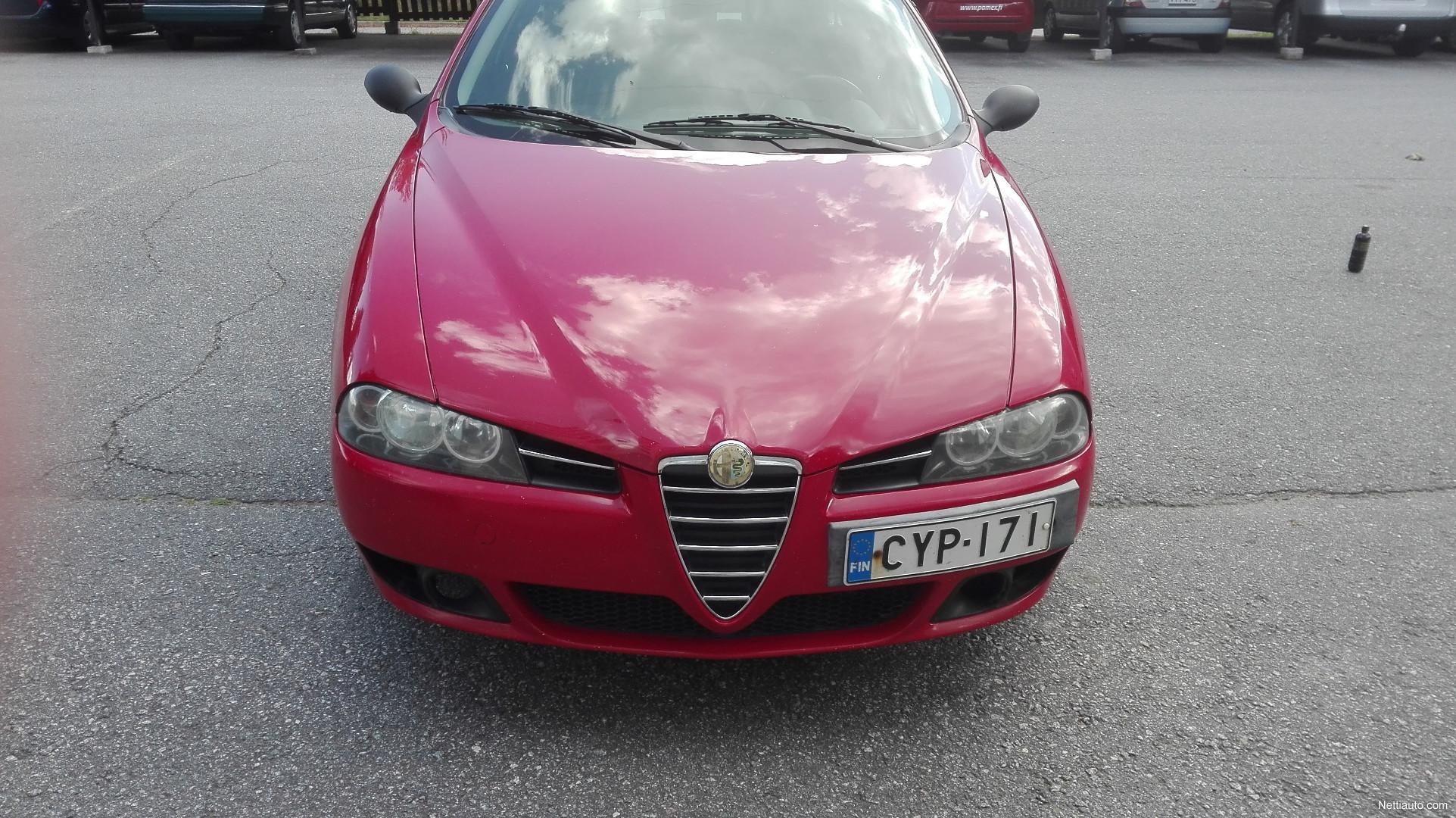 Alfa Romeo 156 2 0 JTS Sportwagon Station Wagon 2005 Used vehicle