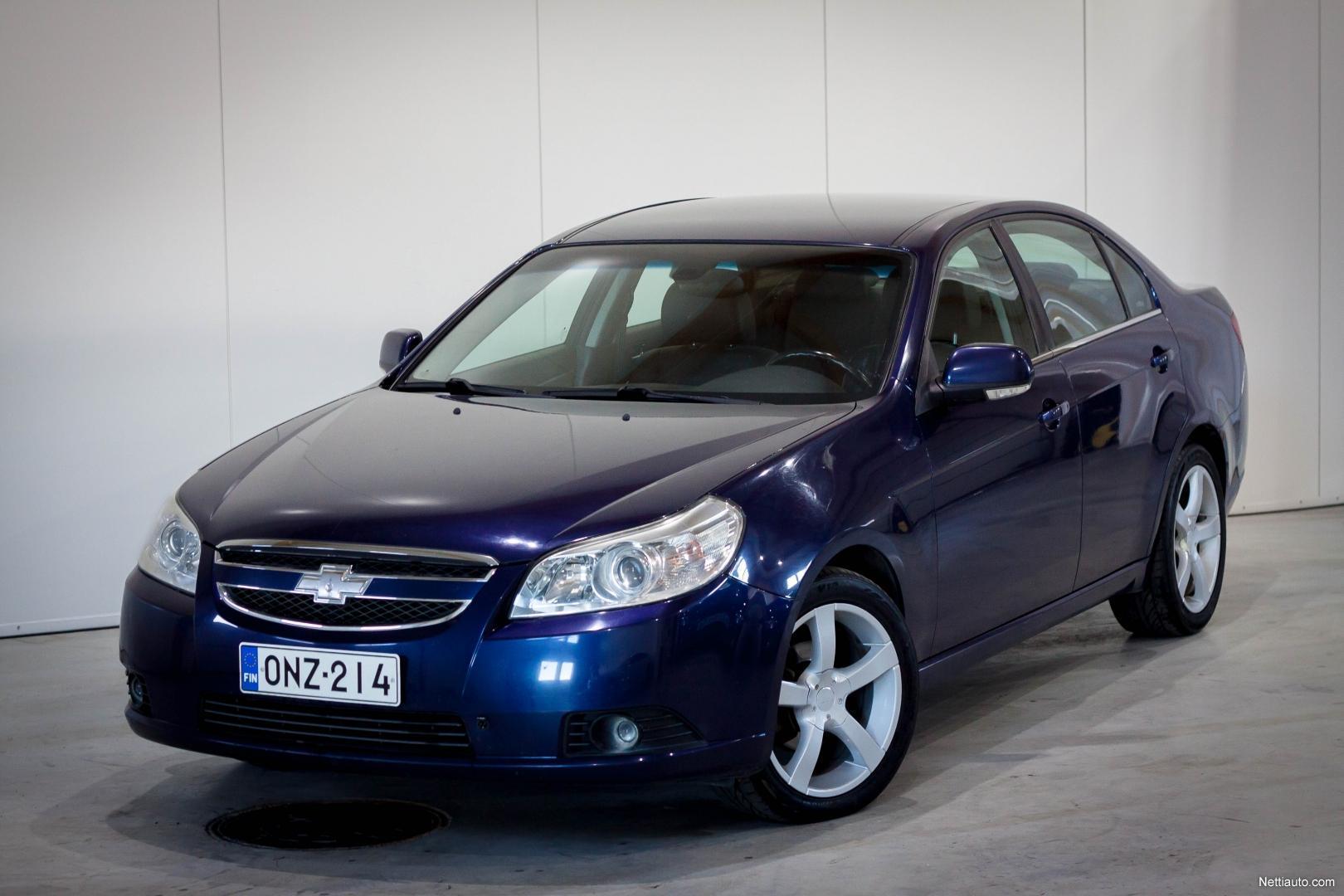 Enlarge image. Chevrolet Epica