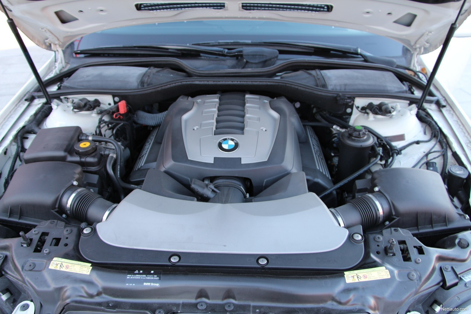 Bmw 750 Alpina Wbahl81040dh78723 Sedan 2007 Used Vehicle Nettiauto Auto Repair 735i 1986 Electrical Add To Compare