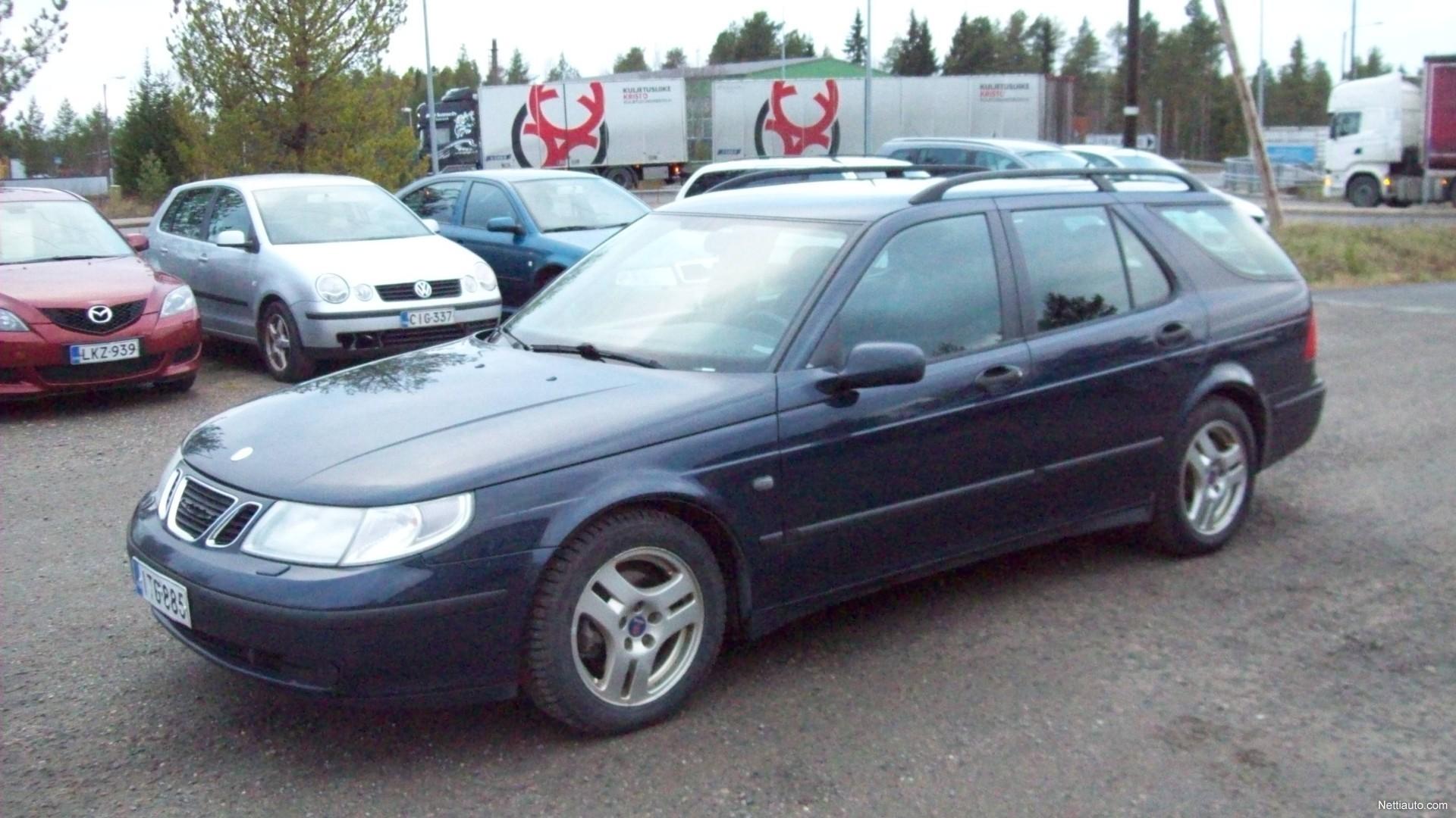 saab 9 5 2 3t linear wagon a rahoitus j rjestyy ilman k sirahaa kk rh nettiauto com Silver 2008 Saab 9-7X Silver 2008 Saab 9-7X
