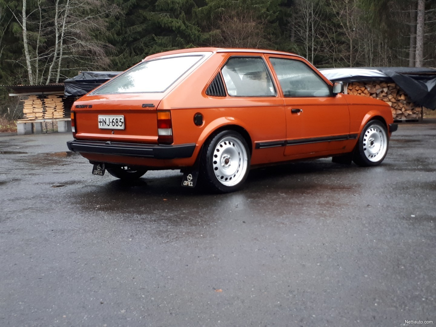 Opel Kadett Kadett D 2 0 Hatchback 1981 Used Vehicle Nettiauto