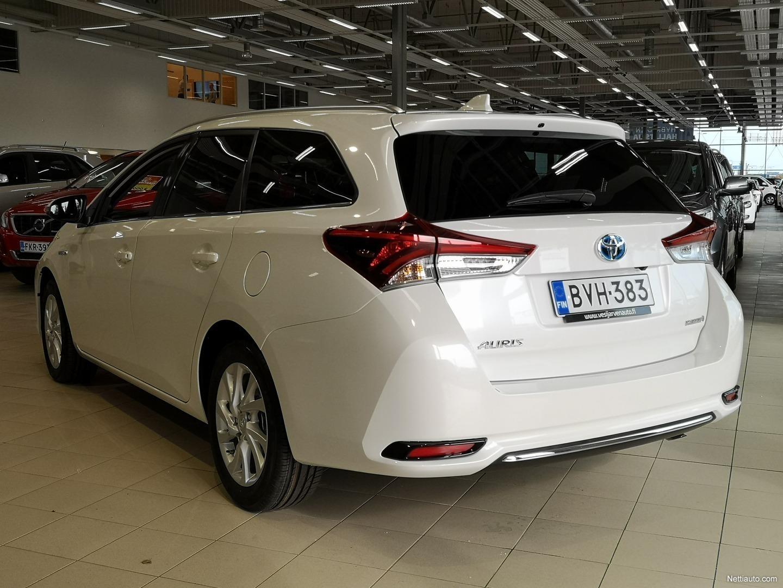 Toyota Auris Farmari
