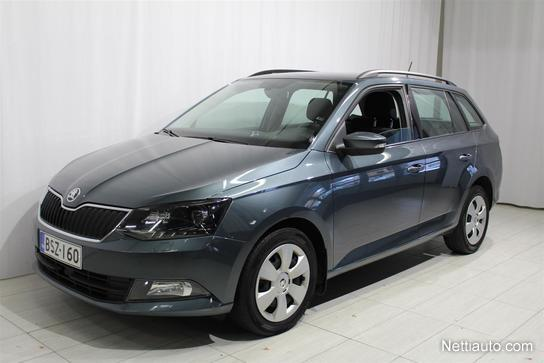 skoda fabia combi 1,2 tsi 90 ambition station wagon 2015 - used