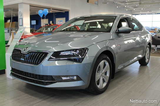 skoda superb 1,5 tsi act ambition bsnline dsg (my19.3 sedan 2019