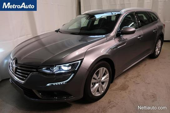 renault talisman sport tourer tce 200 edc7 aut business tingittyyn nettohintaan station wagon. Black Bedroom Furniture Sets. Home Design Ideas