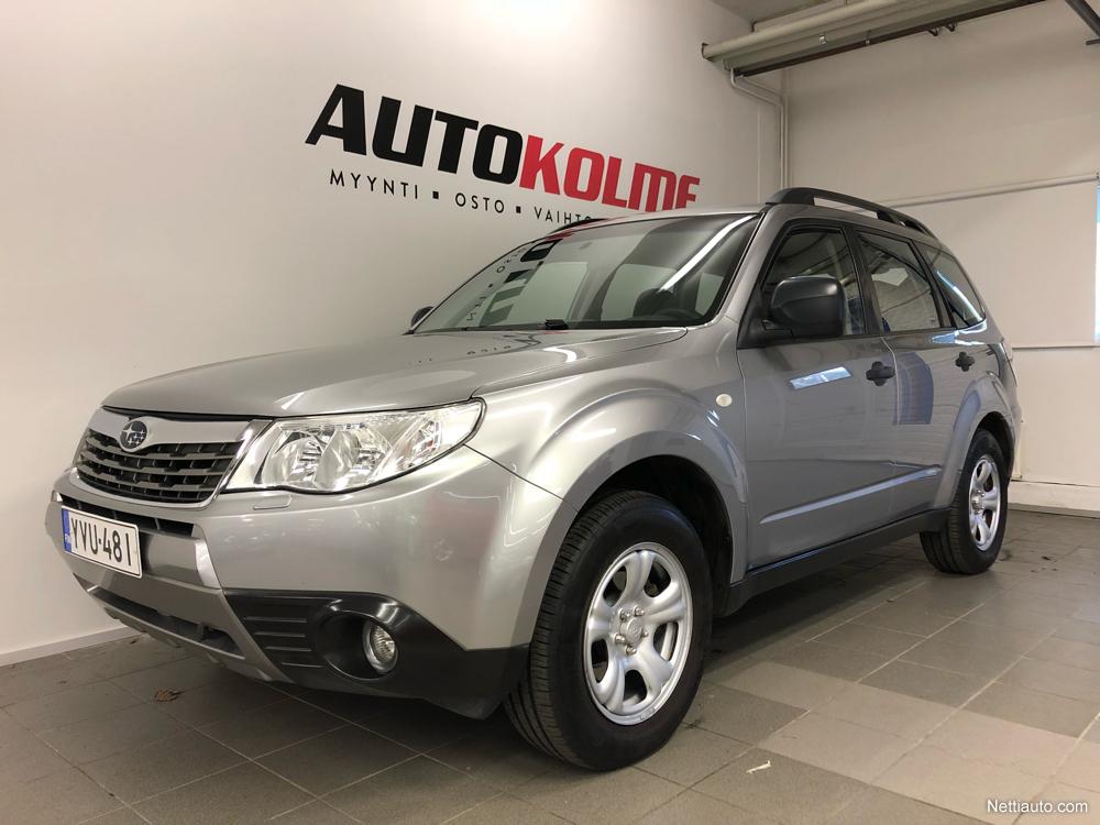 Subaru Forester Hinta