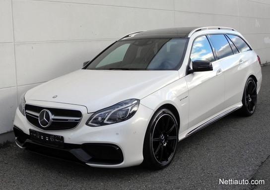 Mercedes E63 Amg >> Mercedes Benz E 63 Amg Mercedes Benz E63 Amg T 5 5l V8 Bi