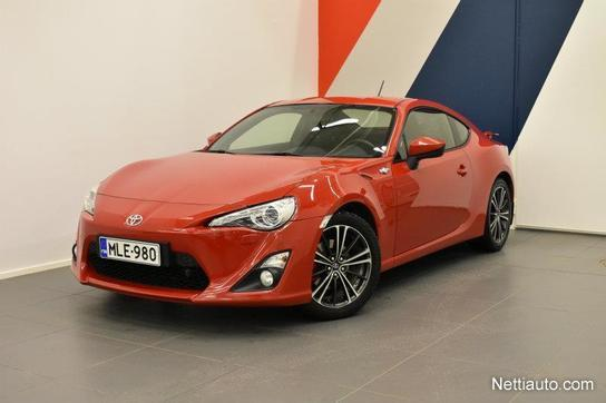 Toyota Gt86 2 0 Boxer My13 Coupe 2013 Used Vehicle Nettiauto