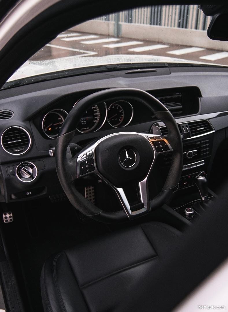 Mercedes-Benz C 63 AMG Sedan 2014 - Used vehicle - Nettiauto