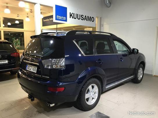 Mitsubishi Outlander 2.2 Hdi Kokemuksia