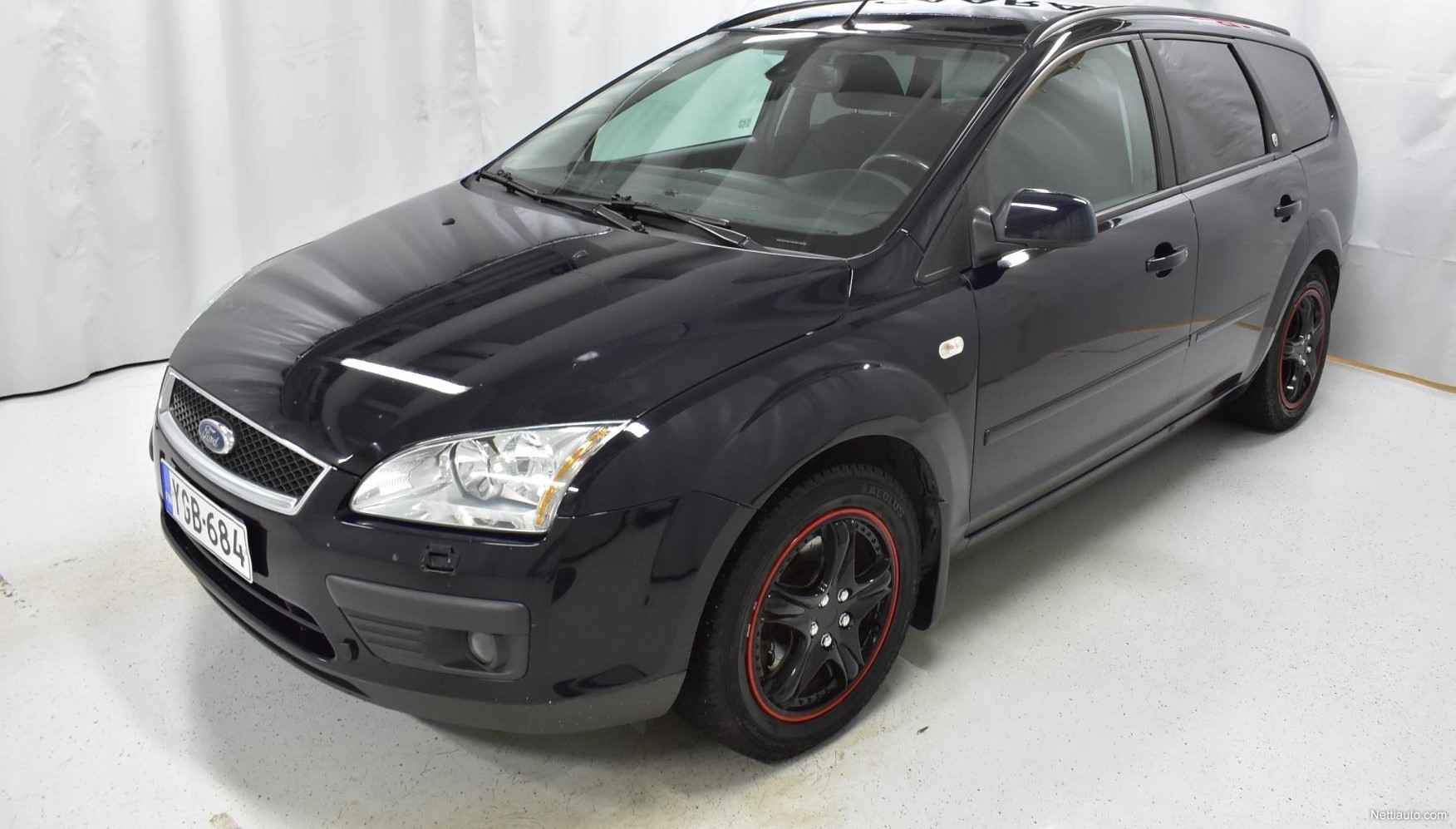 Ford Focus 2 0 Ghia Wagon Farmari 2005 - Vaihtoauto