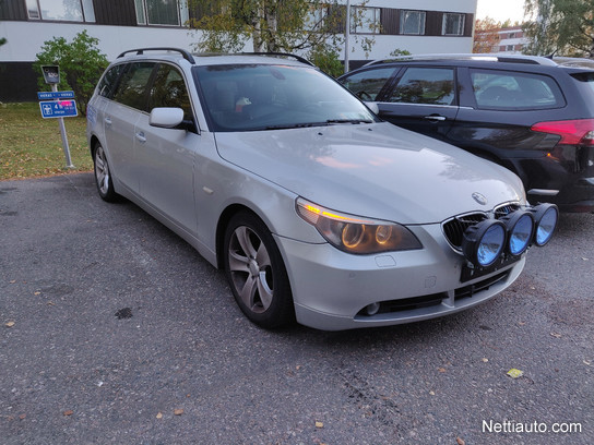 Bmw 530 Diesel Business Touring A Station Wagon 2005 Used Vehicle