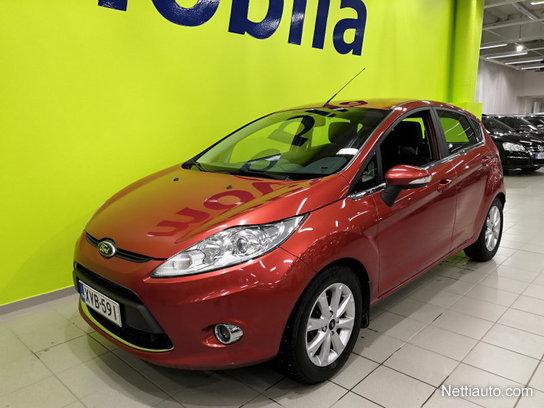 Ford Fiesta Huolto-Ohjelma
