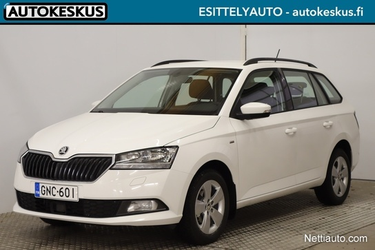 skoda fabia combi 1,0 clever station wagon 2018 - used vehicle