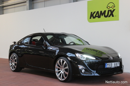 Toyota Gt86 2 0 Automatisk 200hv Coupe 2013 Used Vehicle Nettiauto