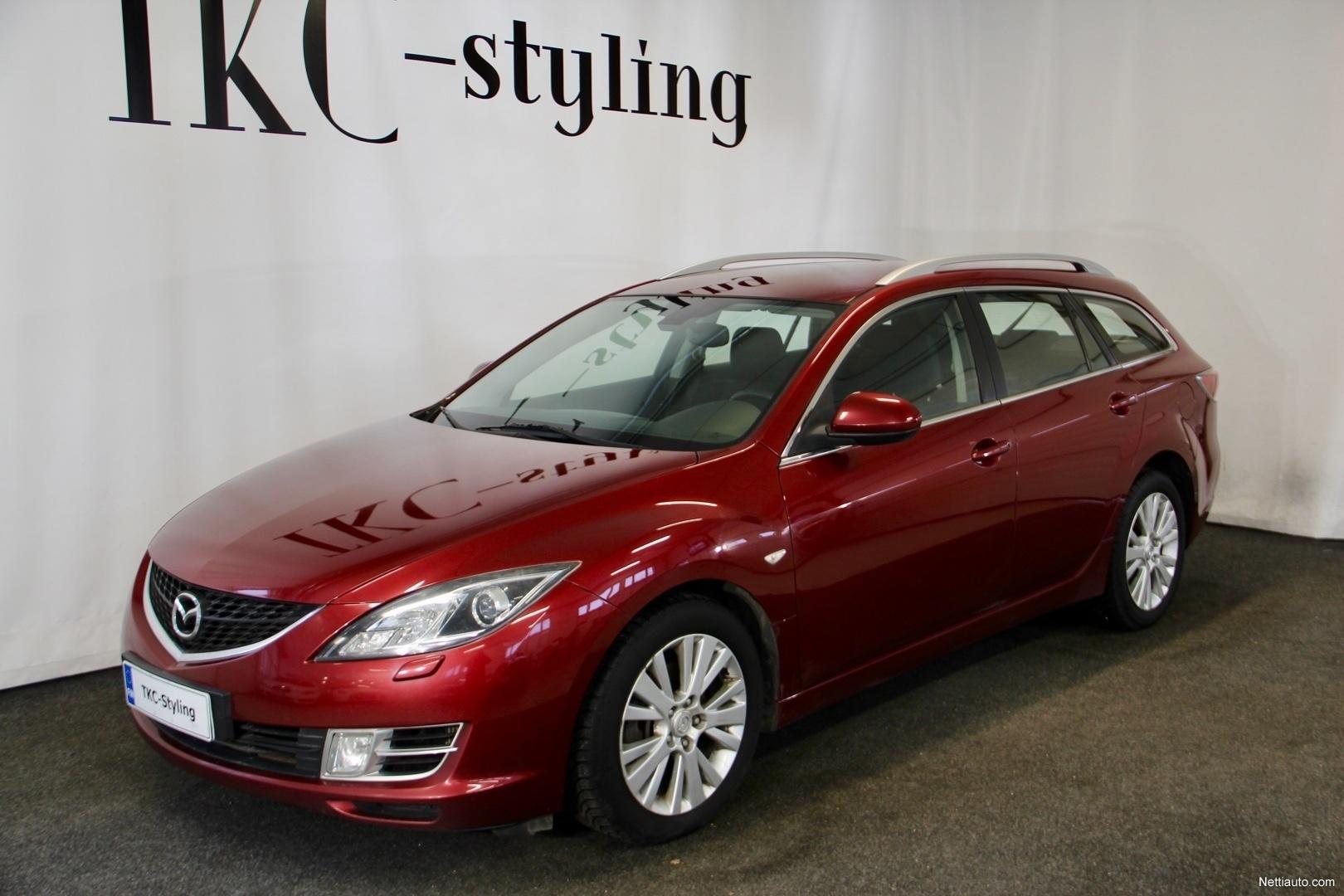 Mazda 6 Polttimon Vaihto