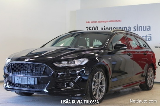 Ford Mondeo 1 5 Ecoboost 165hv A6 St Line Wagon Tulossa