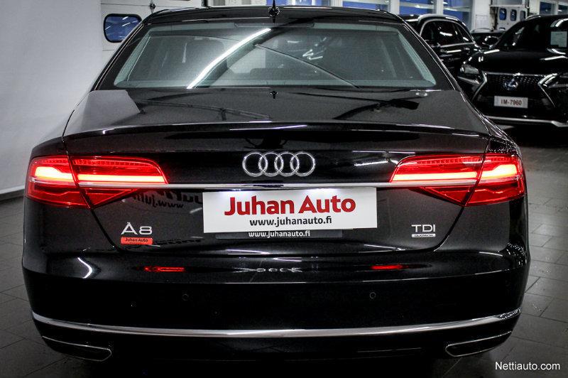 Audi A8 Tekniset Tiedot