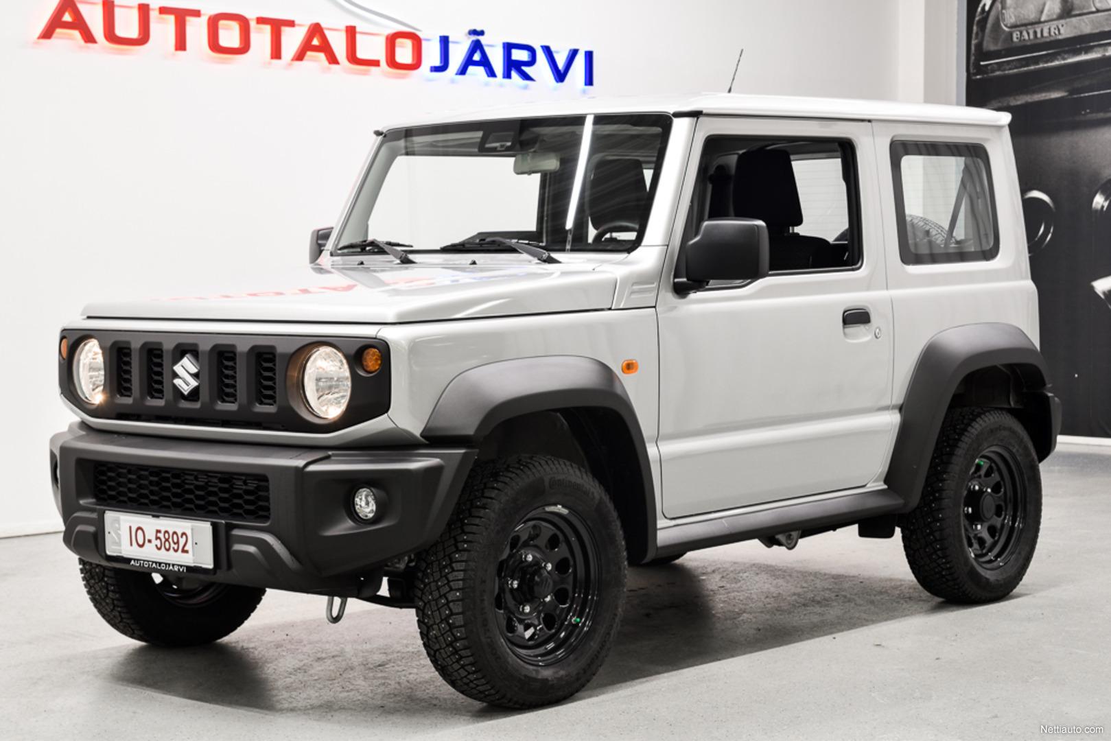 Uusi Suzuki Jimny