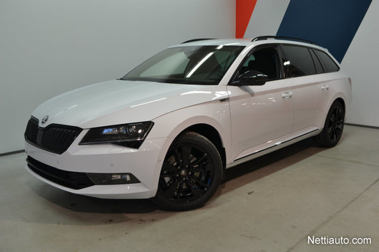 skoda superb combi 1,5 tsi act sportline dsg (my19.3) station wagon