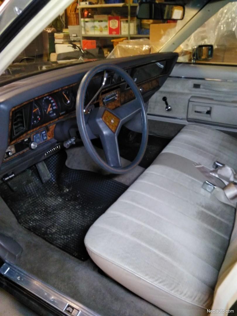 Chevrolet Caprice Classic 4d Sedan 1983 - Used vehicle - Nettiauto