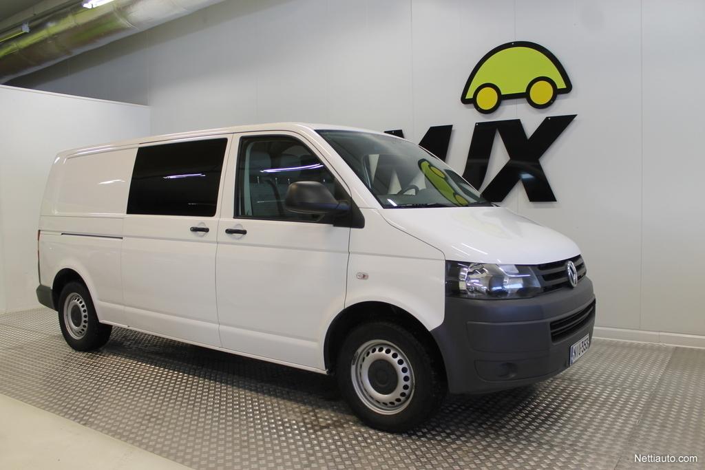 96fb270a28 Volkswagen Transporter Umpipakettiauto Pitka 2 0 Tdi 103 Kw 4motion