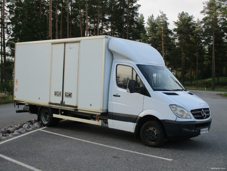 Mercedes Benz Sprinter >> Mercedes Benz Sprinter Umpi K A 515 Cdi 5 0 37 Kasten Kone Vaihdettu Ja Turbot Katsastettu 16 12 2019 Auto Tampereella