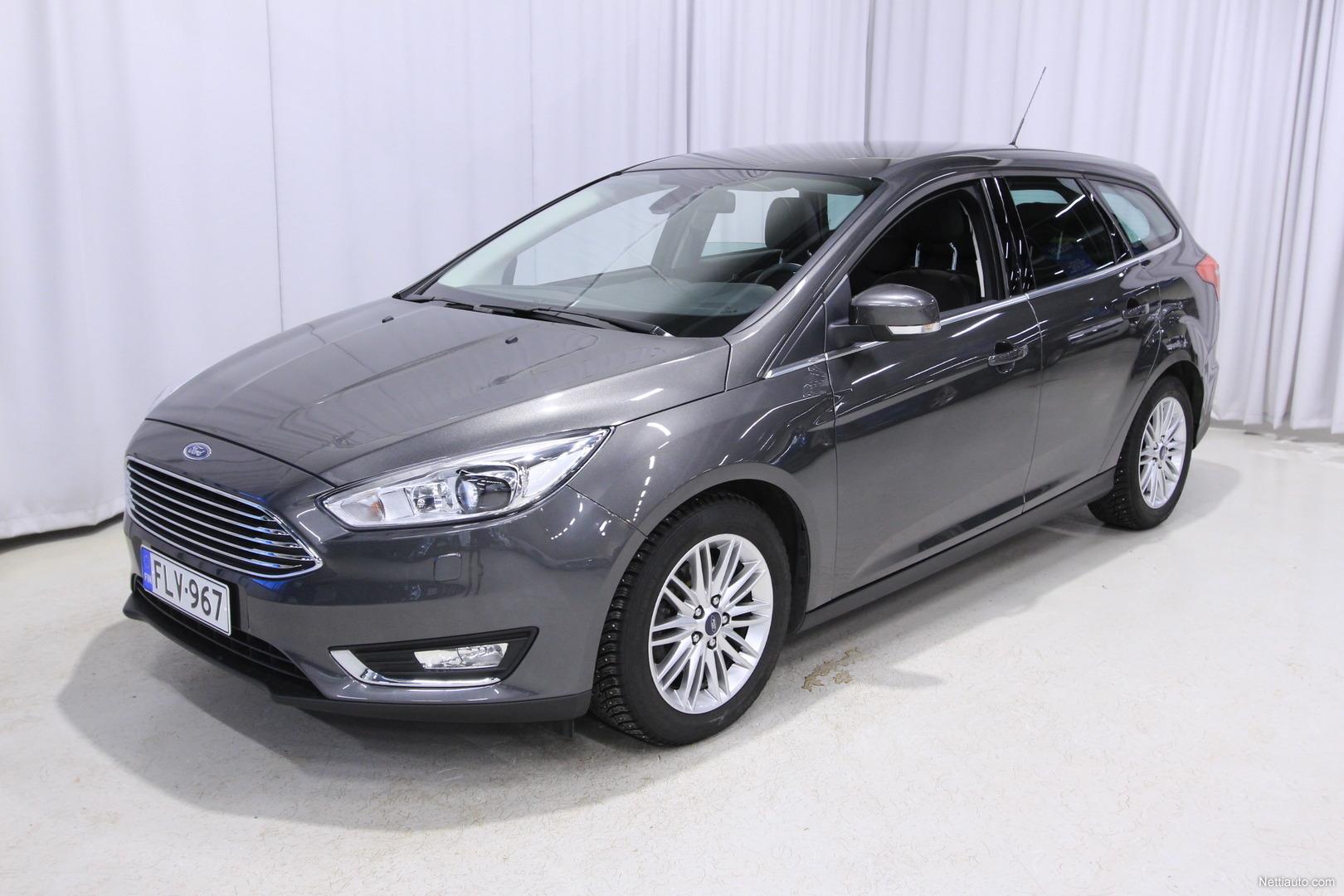 Ford Focus Automaattivaihteisto