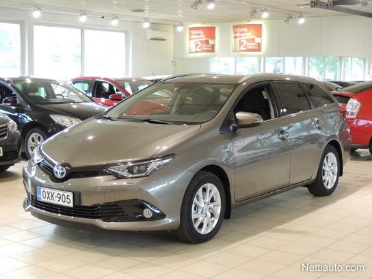 Toyota Auris Touring Sports 1,8 Hybrid Active Edition Station Wagon