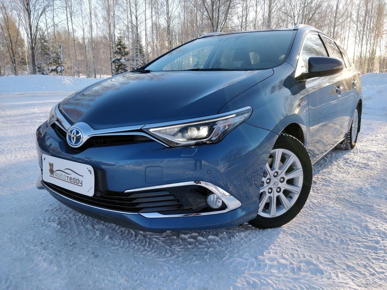Toyota Auris Tekniset Tiedot