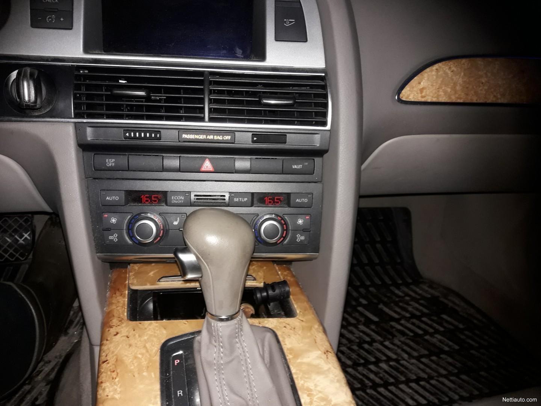 Audi A6 3 2 FSI 4d MultiTronic Porrasperä 2008 - Vaihtoauto
