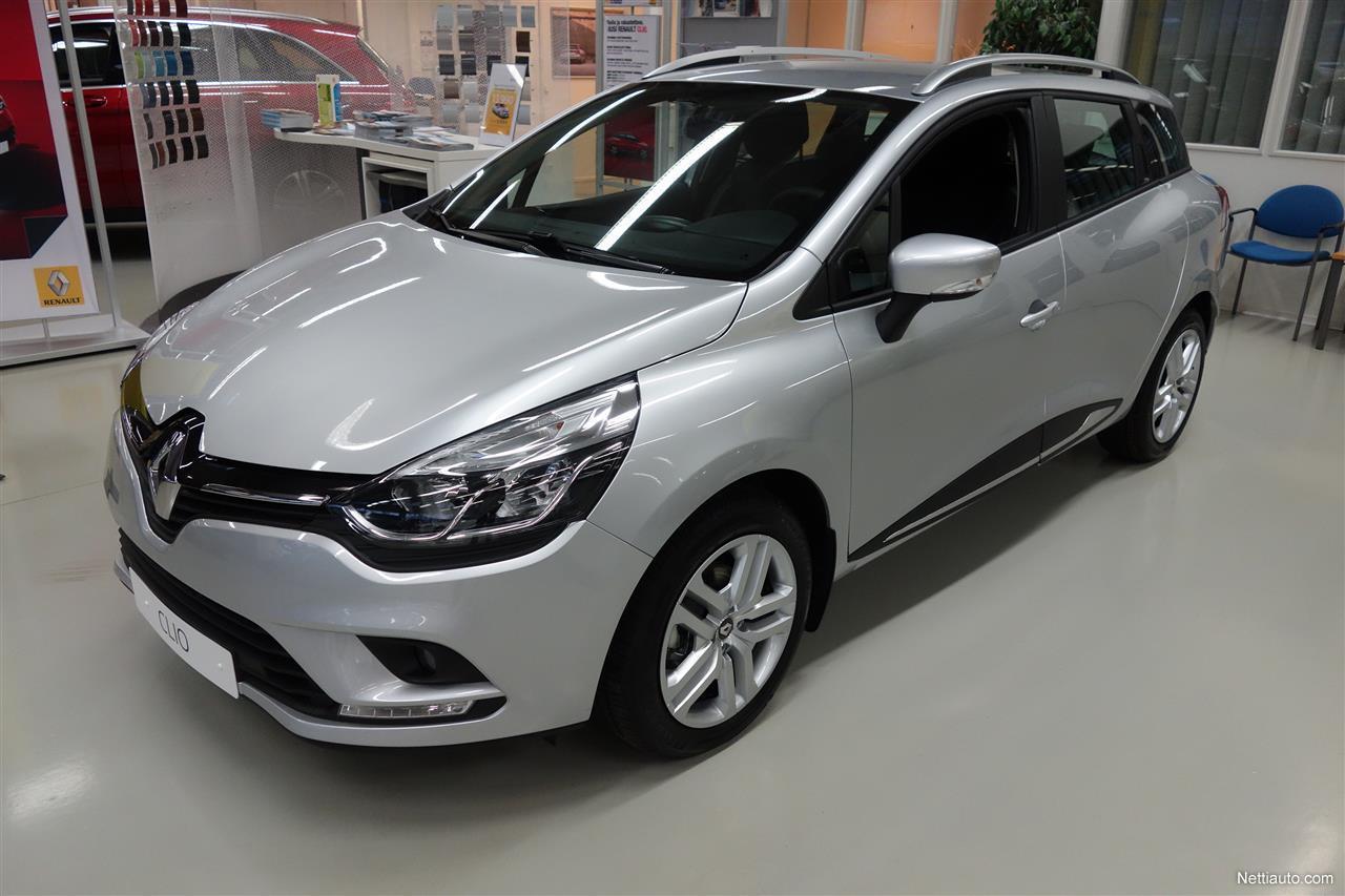 Renault Clio Farmari
