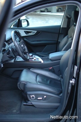 Audi Q7 3 0 TDI quattro tiptronic 200kW 2015 (4M) 4x4 2015