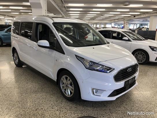 Ford Grand Tourneo Connect >> Ford Grand Tourneo Connect 1 5 Tdci 120 Hv A8 Titanium 5 Ov Sis Alv 24