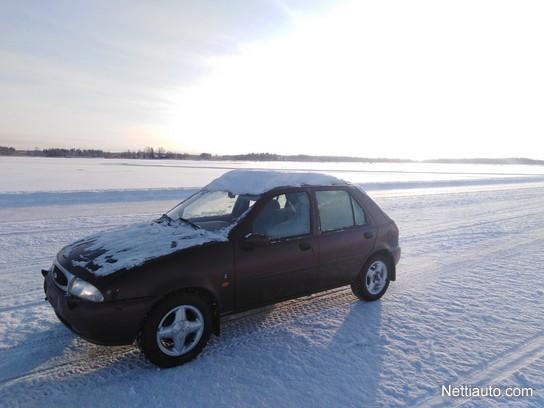 Ford Fiesta Sedan >> Ford Fiesta 1 4i Ghia 5d Sedan 1996 Used Vehicle Nettiauto