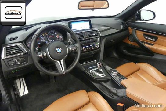 Bmw M4 Cabrio M Competition Omarahoitus Vaika Yleiset Luottoehdot Ei