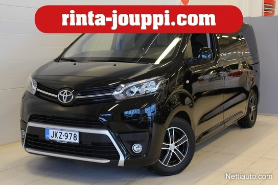 toyota proace verso family l1 2 0 d 150 my18 uuden. Black Bedroom Furniture Sets. Home Design Ideas